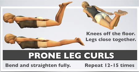 Knee Strengthening Exercises Illustrated With 7 Videos