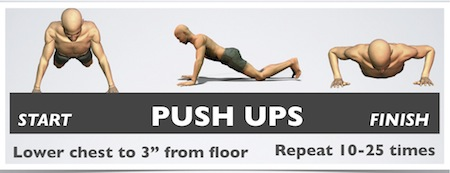 body weight exercises an illustrated home strengthening