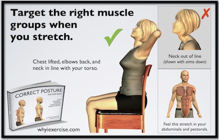 Exercises to Correct Spinal Alignment http://www.whyiexercise.com/correct-posture.html