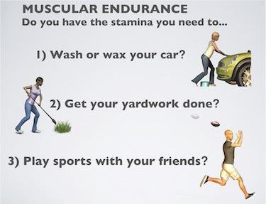 Muscular Endurance Activities For Kids