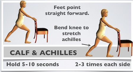 Home Stretching Exercises Relieve Muscle Tension Prepare