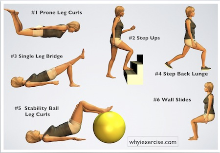 Quadriceps Strengthening Exercise http://www.whyiexercise.com/knee-strengthening-exercises.html