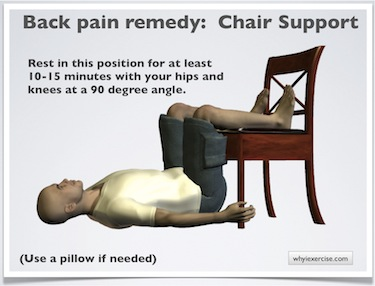 Back Chair Support – Chairs design ideas