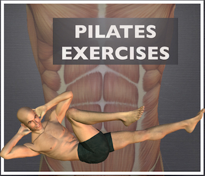 Free home exercise programs with videos and illustrations.